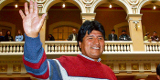 Evo Morales dans Amerique latine vignette_evo